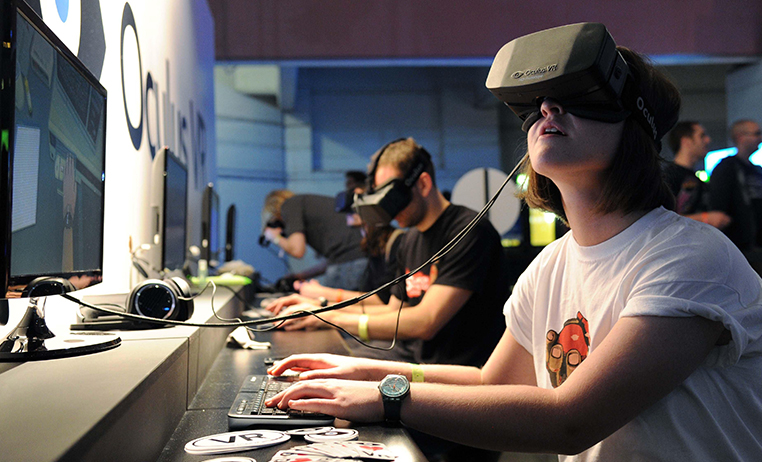 Virtual reality content creation and hardware hire