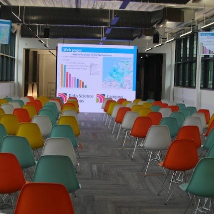 Data Science Hub Launch at Office for National Statistics