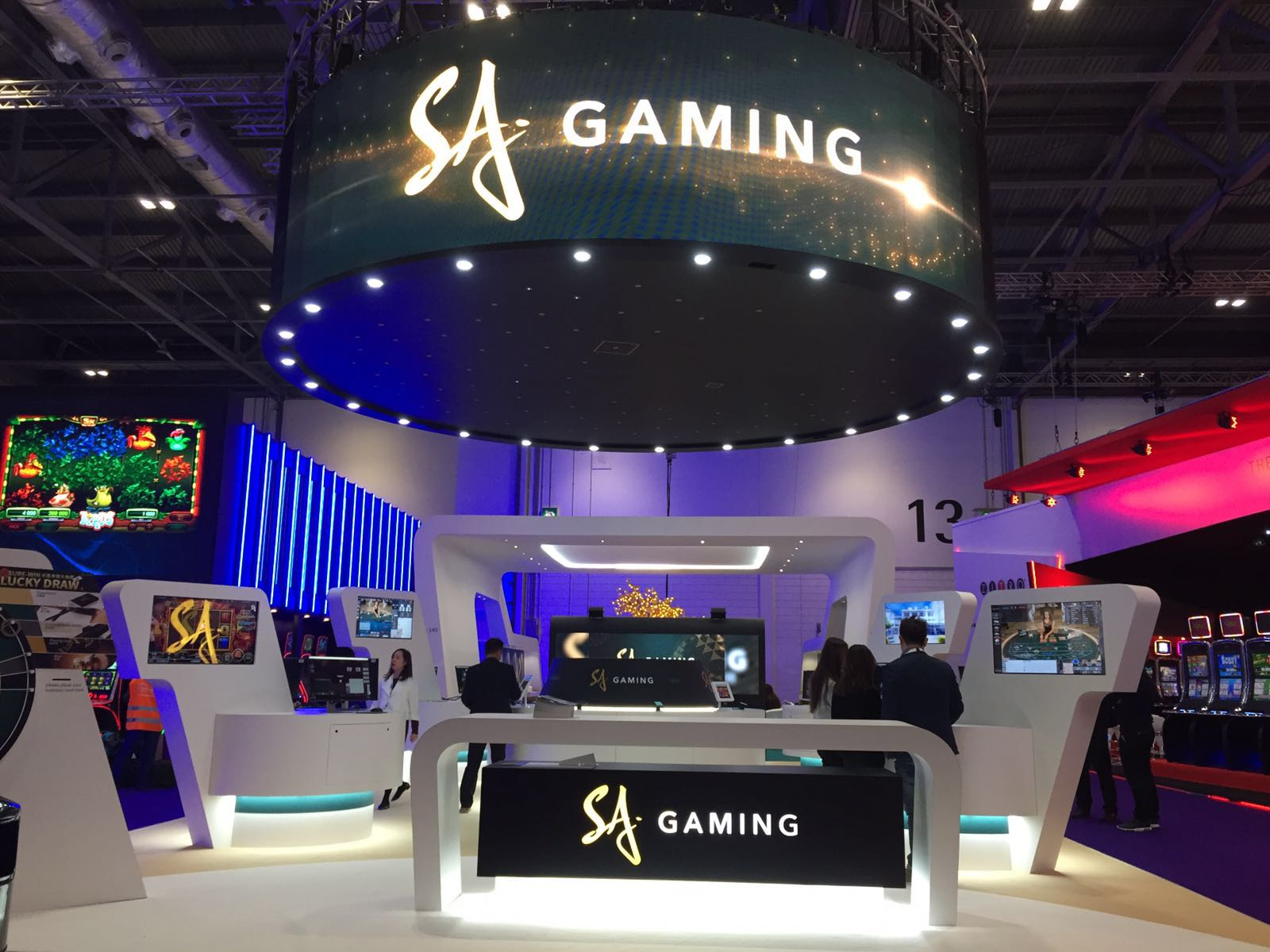 ICE Gaming 2017